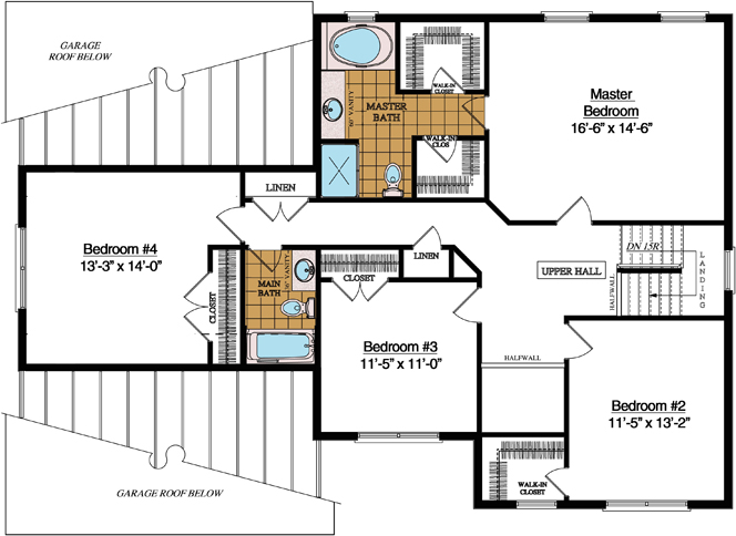The Augusta By Rosewood Home Builders Custom House Plans