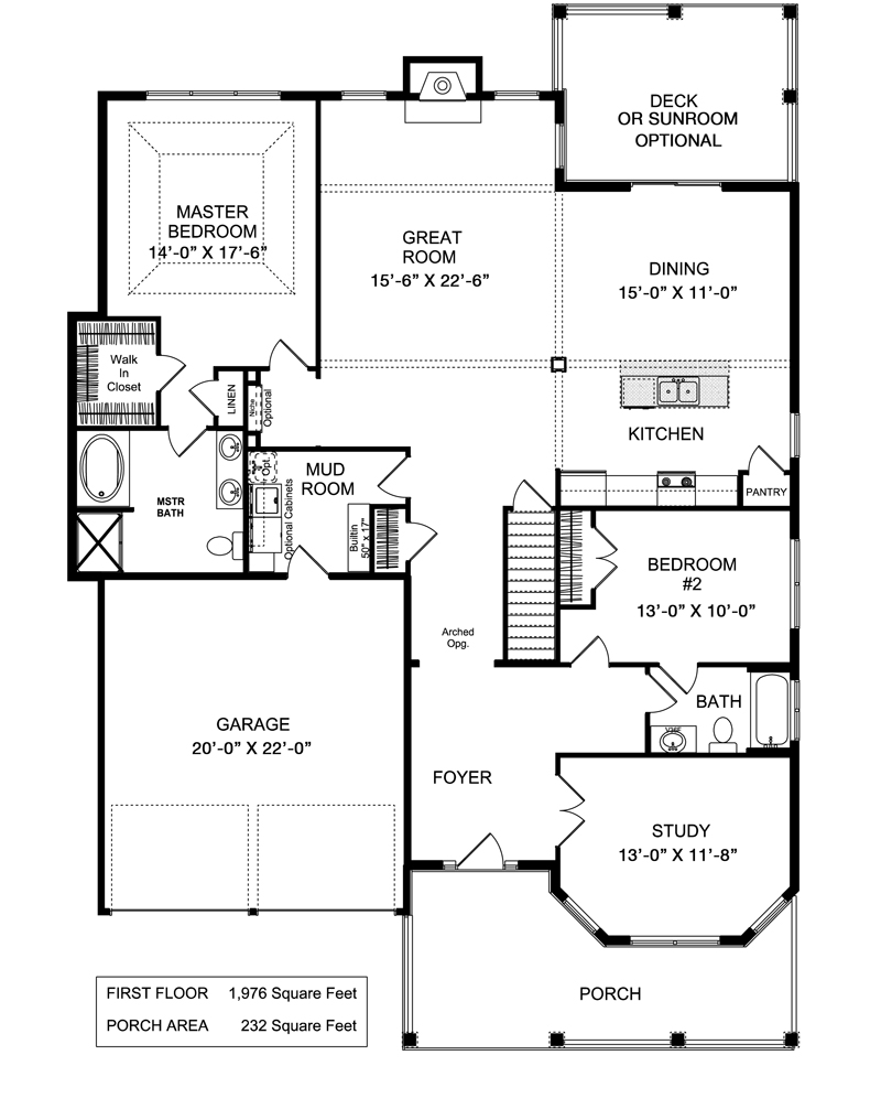 The Bristol By Rosewood Home Builders Custom House Plans